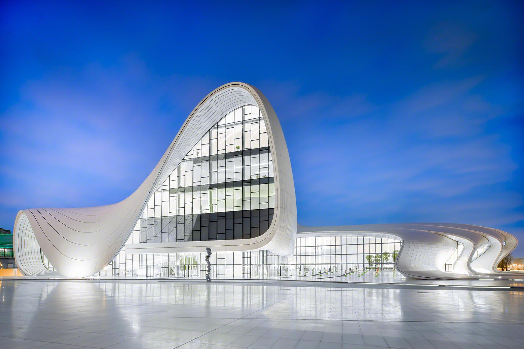 Terry Wier Photography, Heydar Aliyev Centre