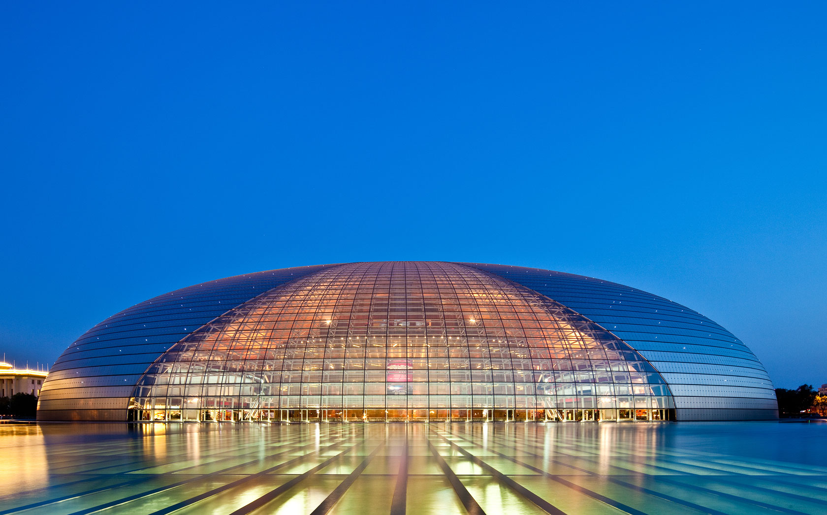 Terry Wier Photography,  Natl Center Performing Arts, China 01