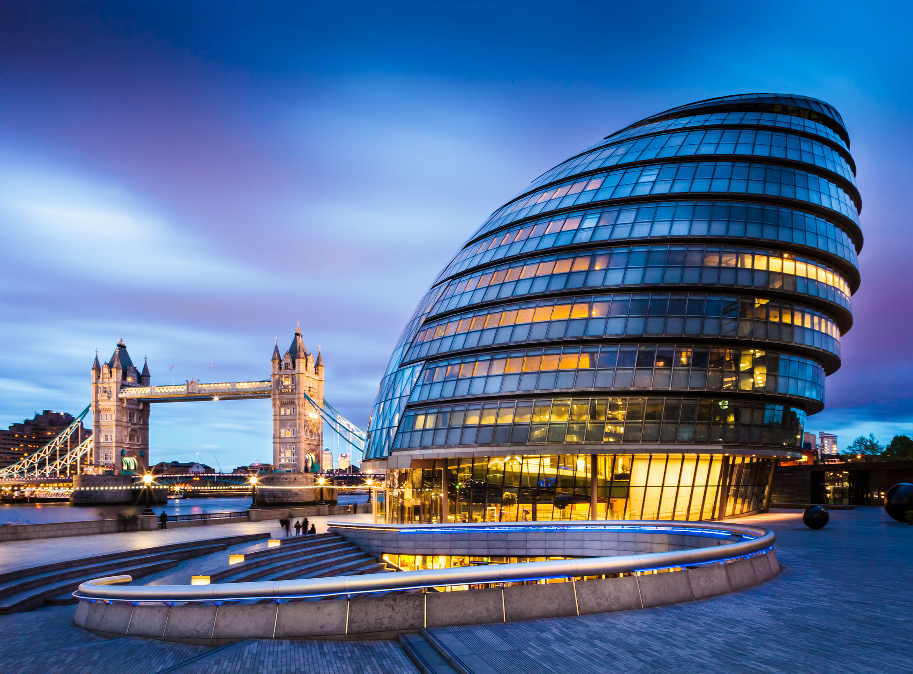 Terry Wier Photography, LondonCityHall 01